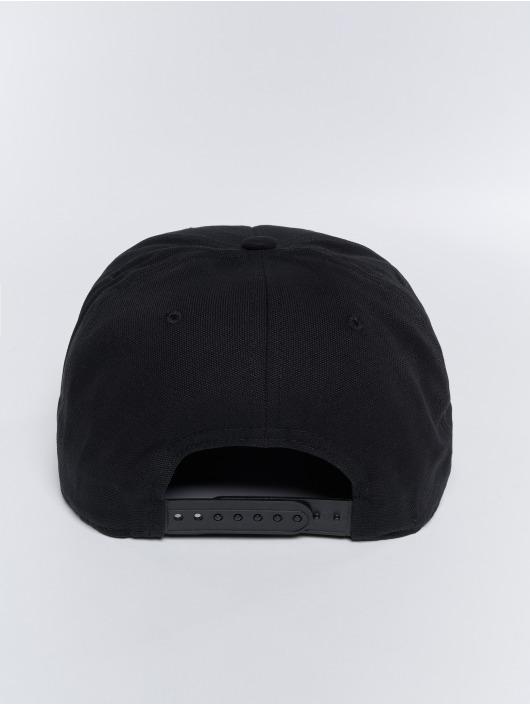Carhartt WIP Snapback Cap Logo Bi-Colored schwarz