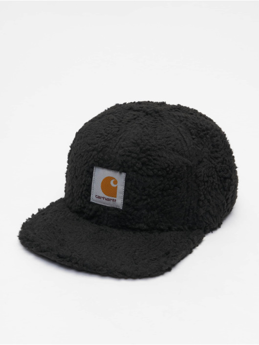 Carhartt WIP Snapback Cap Northfield schwarz
