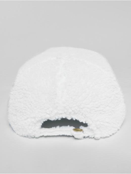 Carhartt WIP Snapback Cap Pile weiß