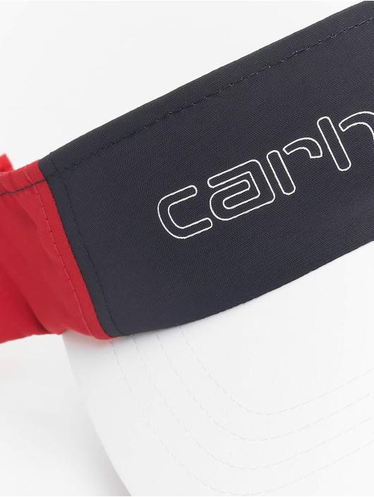 Carhartt WIP Snapback Cap Terrace weiß