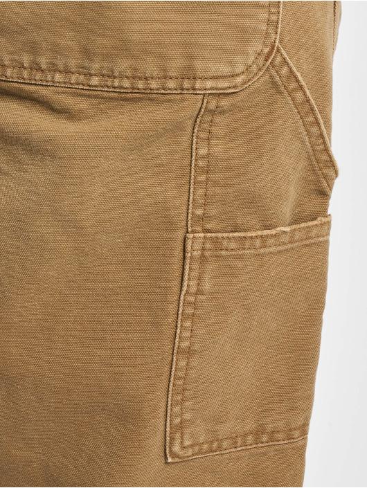 Carhartt WIP Snekkerbukse Bib Overall Hamilton brun