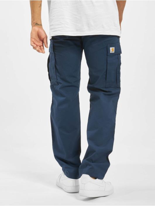 Carhartt WIP Spodnie Chino/Cargo Regular niebieski