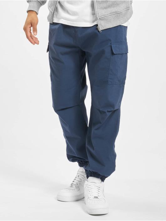 Carhartt WIP Spodnie Chino/Cargo Cargo niebieski
