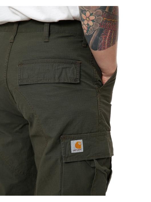Carhartt WIP Spodnie Chino/Cargo Columbia Relaxed oliwkowy