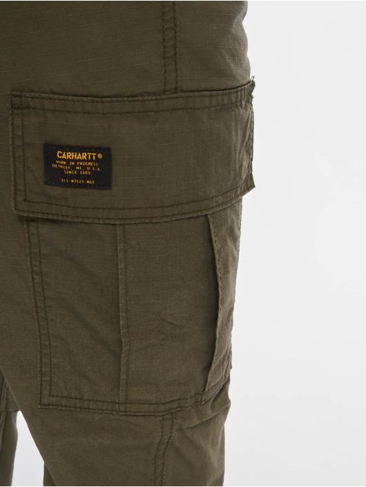Carhartt WIP Spodnie Chino/Cargo Columbia Cymbal oliwkowy