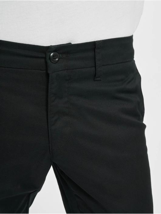 Carhartt WIP Spodnie wizytowe Lamar czarny
