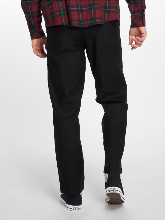 Carhartt WIP Spodnie wizytowe Fatigue czarny