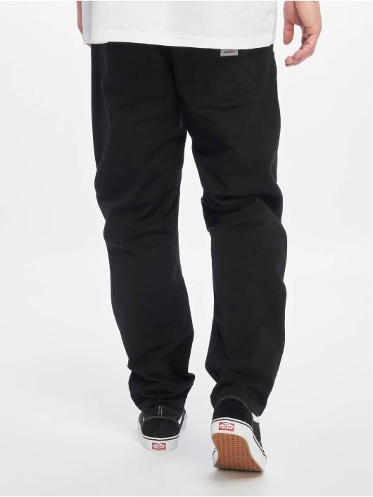 Carhartt WIP Spodnie wizytowe Newel czarny