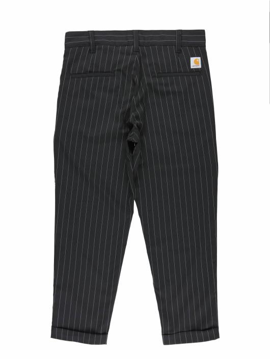 Carhartt WIP Spodnie wizytowe Taylor czarny