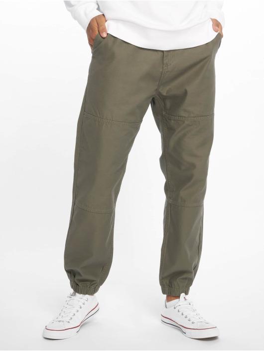 Carhartt WIP Spodnie wizytowe Marshall szary