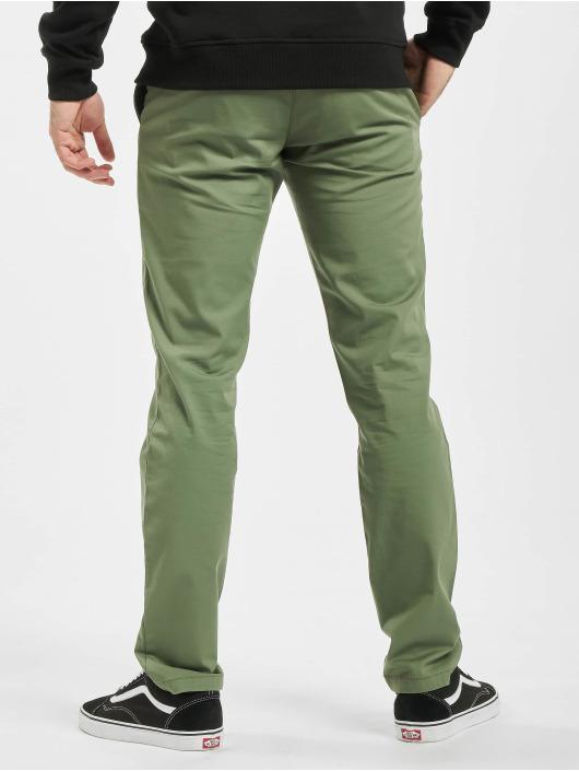 Carhartt WIP Spodnie wizytowe Sid zielony