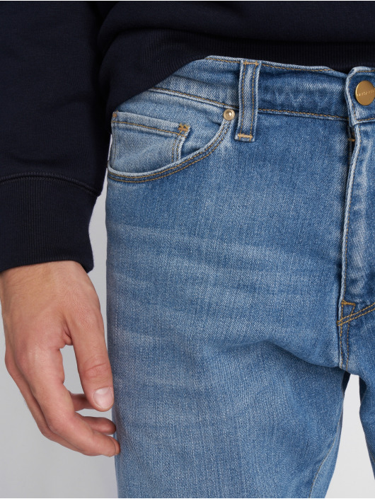 Carhartt WIP Straight Fit Jeans Vicious blå