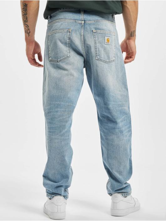 Carhartt WIP Straight Fit Jeans Newel blå