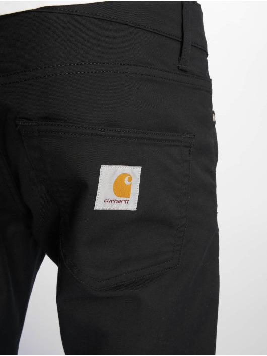 Carhartt WIP Straight Fit Jeans Klondike black