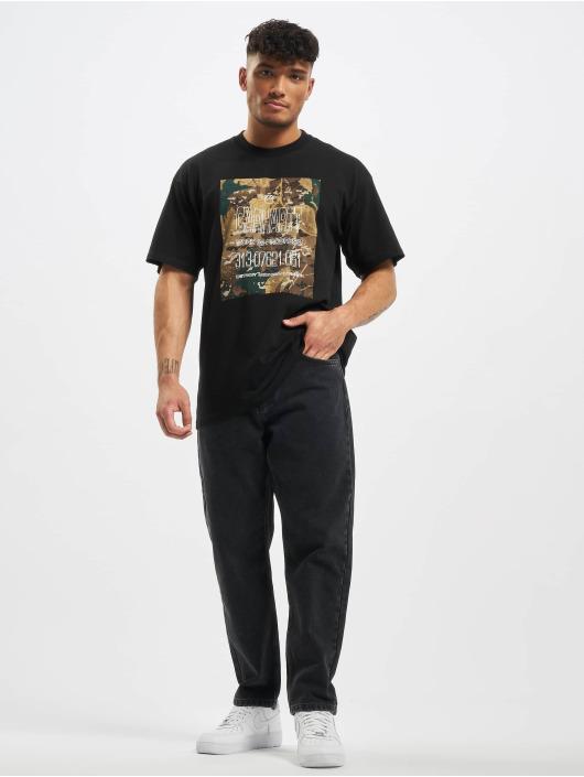 Carhartt WIP Straight Fit Jeans Newel black