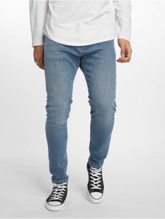 Carhartt WIP Straight Fit Jeans Coast blau