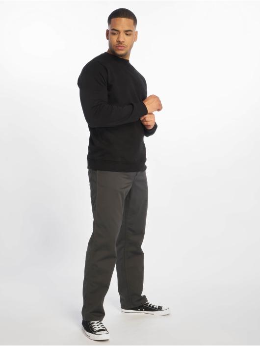 Carhartt WIP Straight Fit Jeans Simple grå