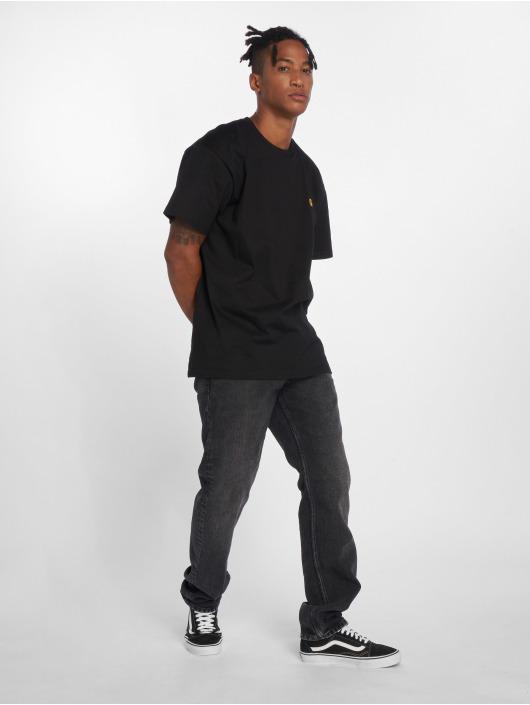 Carhartt WIP Straight Fit Jeans Texas grå