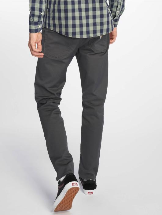 Carhartt WIP Straight Fit Jeans Klondike grå