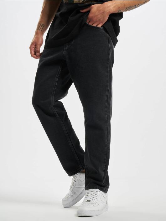 Carhartt WIP Straight Fit Jeans Newel schwarz