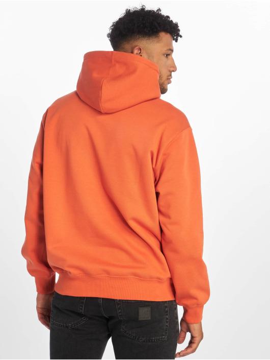 Carhartt WIP Sudaderas con cremallera Label naranja
