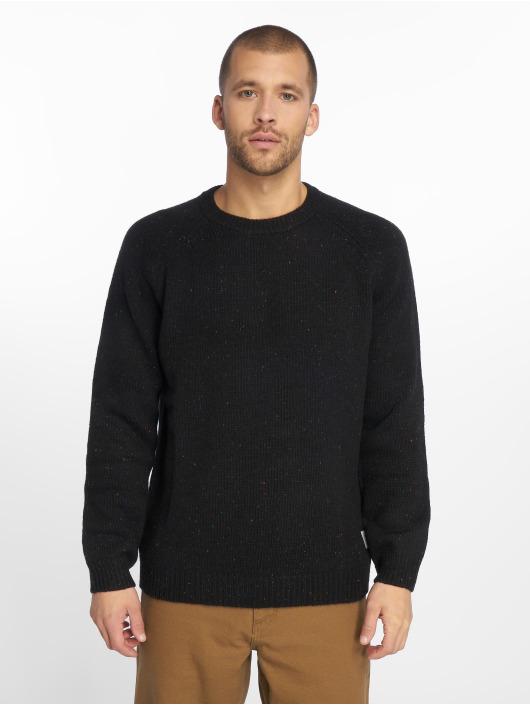 Carhartt WIP Swetry Wip Anglistic czarny