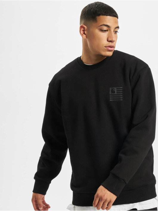 Carhartt WIP Swetry State czarny