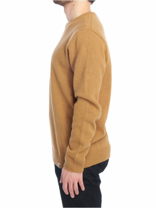 Carhartt WIP Swetry Allen rózowy