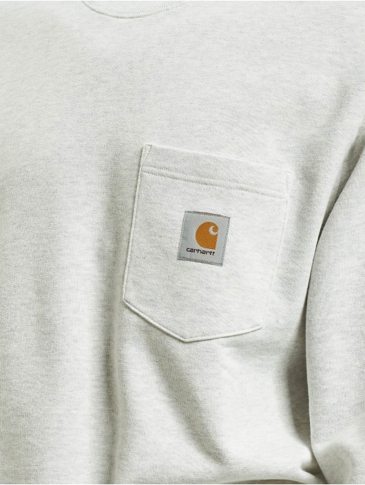 Carhartt WIP Swetry Pocket szary