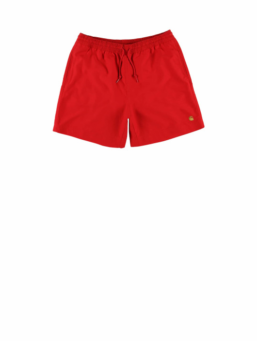 Carhartt WIP Swim shorts Chase red