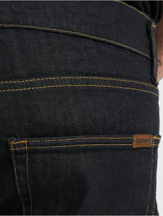 Carhartt WIP Szorty Swell niebieski