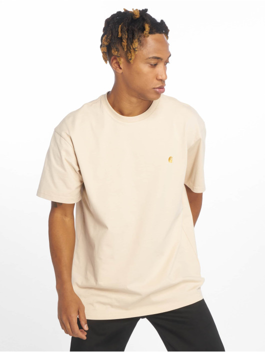 Carhartt WIP T-Shirt Chase beige