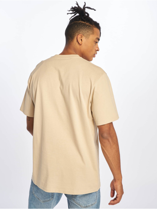 Carhartt WIP T-Shirt Pocket beige