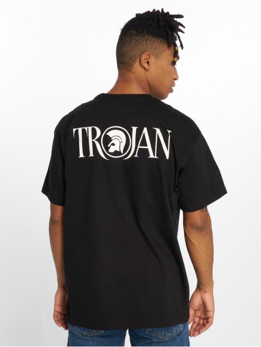 Carhartt WIP T-Shirt Trojan Moonstomp black
