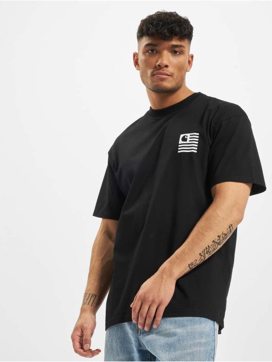 Carhartt WIP T-Shirt Waving black