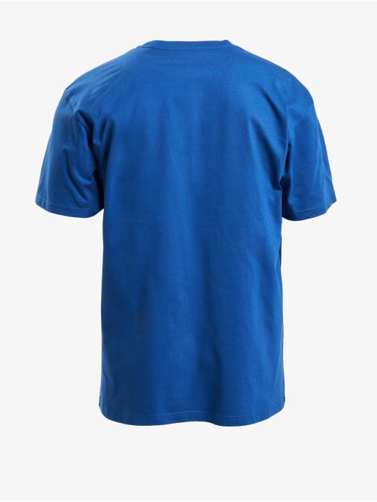 Carhartt WIP T-Shirt Chase blau