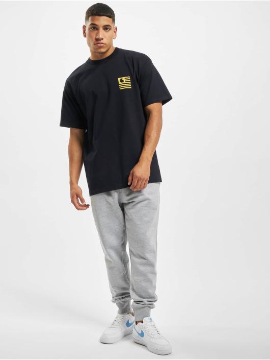 Carhartt WIP T-Shirt State blau