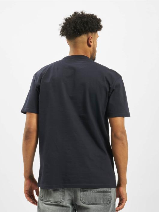 Carhartt WIP T-shirt Chase blu