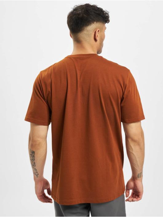 Carhartt WIP T-Shirt Pocket braun