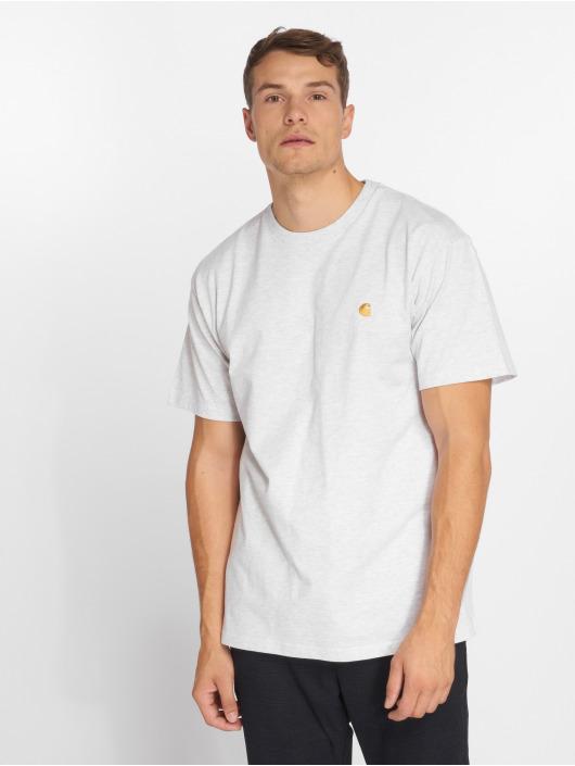 Carhartt WIP T-Shirt Wip Chase grau