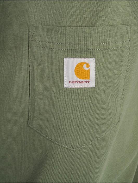 Carhartt WIP T-shirt Pocket grön