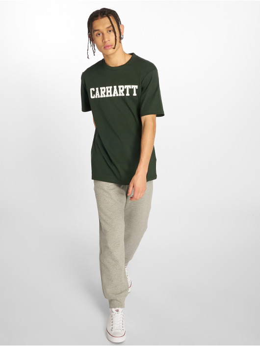 Carhartt WIP T-Shirt Wip College grün