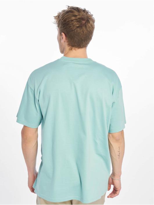 Carhartt WIP T-Shirt Greetings From grün