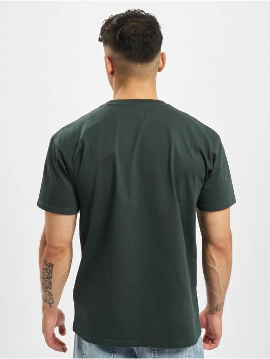 Carhartt WIP T-Shirt Chase grün