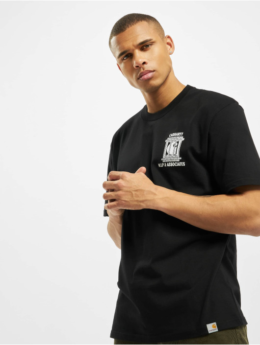 Carhartt WIP T-shirt Law nero