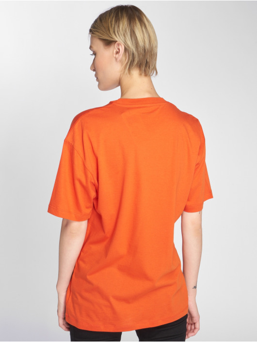 Carhartt WIP T-Shirt Script orange