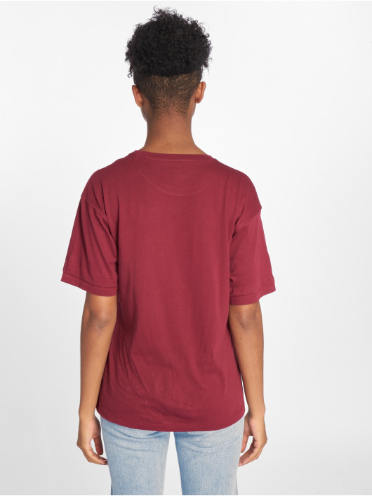 Carhartt WIP T-Shirt Chase rot