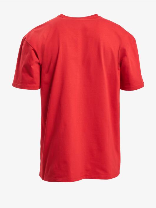 Carhartt WIP T-Shirt Chase rot