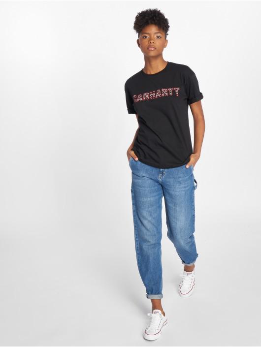 Carhartt WIP T-Shirt Hearts schwarz