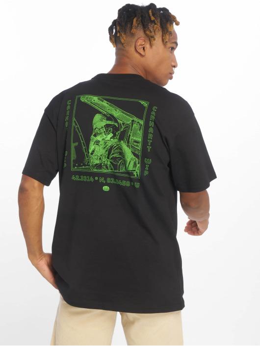 Carhartt WIP T-Shirt Pilot schwarz